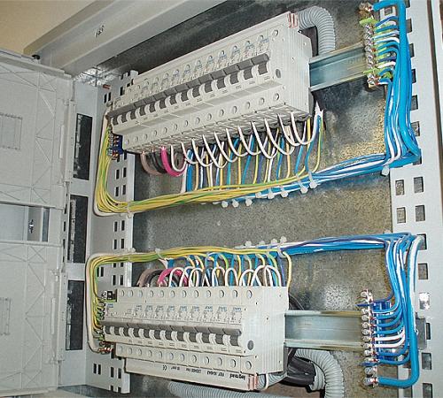 Сборка и монтаж электрического щита своими руками