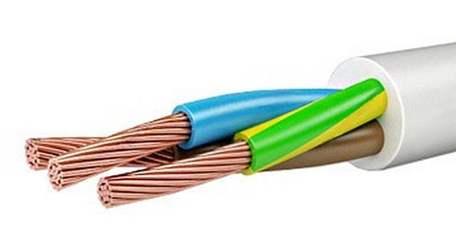 ПВС - хороший провод, но до кабеля не дотягивает